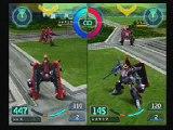 Gundam Seed omni vs zaft (PS2) Raider Hammer Helicopter