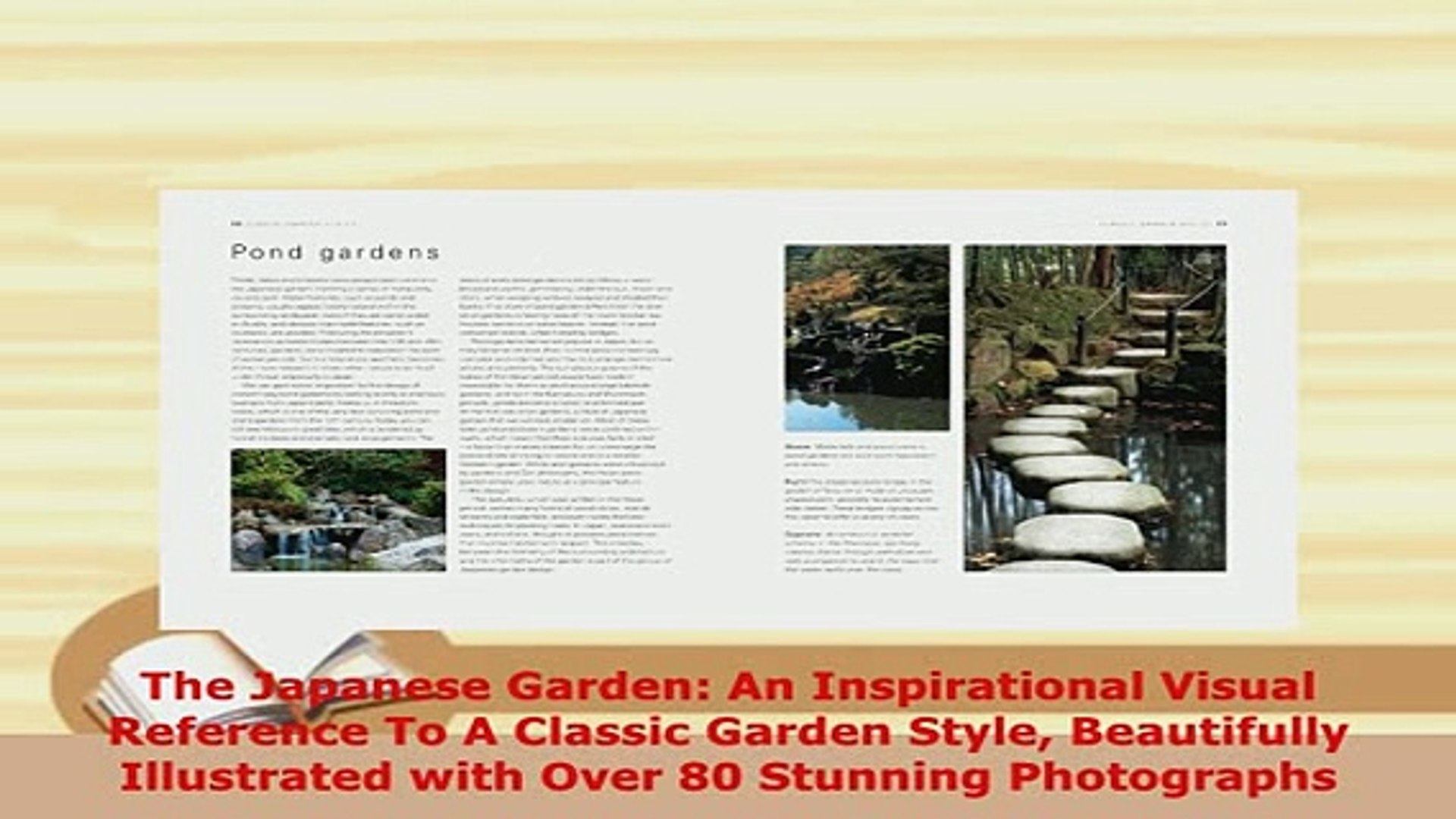 Download  The Japanese Garden An Inspirational Visual Reference To A Classic Garden Style Read Onlin