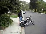 2003 Harley Davidson Sportster 1200 Custom