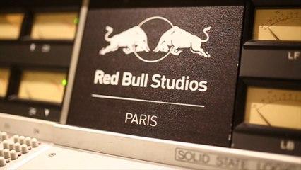 ⊺ TMPL @ RedBull Studios Paris ⊺