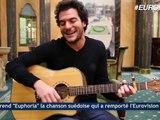 Eurovision : Comment Amir fait succomber l'Europe à son charme et à sa chanson