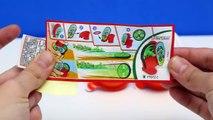 Kinder Joy Surprise eggs toys. Huevos kinder sorpresa juguetes
