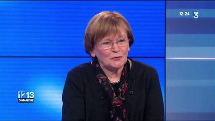 Marie-George Buffet, Députée du Front de gauche, Invitée du magazine 12/13 Dimanche