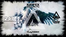 KAYFEX - MAKE ME FLY #247 EDM electronic dance music records 2016