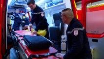 Sapeurs-pompiers volontaireset salariés: témoignage dans le Cher