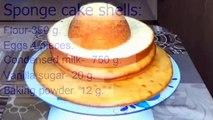Simple Sponge Cake Recipe.Basic Sponge Cake.Vanilla Sponge Cake Recipe Easy.