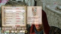 Elder Scrolls IV Oblivion Leveling up Acrobatics and Restoration