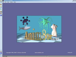 Anim8or Resource | Learn About, Share and Discuss Anim8or At