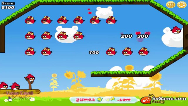 ANGRY BIRDS: LOVE - CANNON - Angry Birds Cannon 3 Game Levels 1-36 All levels! - Angry Birds Games