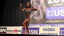 Korea Female Bodybuilding