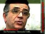 Entrevista com José Sá Fernandes sobre a crise na CML Parte5