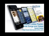iPod Instructions - How to create playlists in iTunes