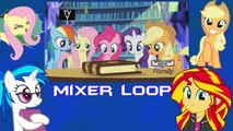 Mixer Reacts To: Equesria Girls 2: Rainbow Rocks
