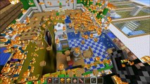 TOY STORY VS TNT & EXPLODING CHICKENS MODS - Minecraft Mods Vs Maps (Nukes, Bombs, Chickens)