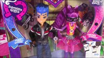 MLP Equestria Girls Friendship Games Twilight Sparkle & Flash Sentry My Little Pony Toy Doll Review