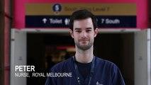 Our Nurses - Peter