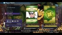Hanabi Hyuga GAMEPLAY! - ONLINE Player Match (HYUGA SQUAD!) | Naruto Ultimate Ninja Storm 4 #HYPE