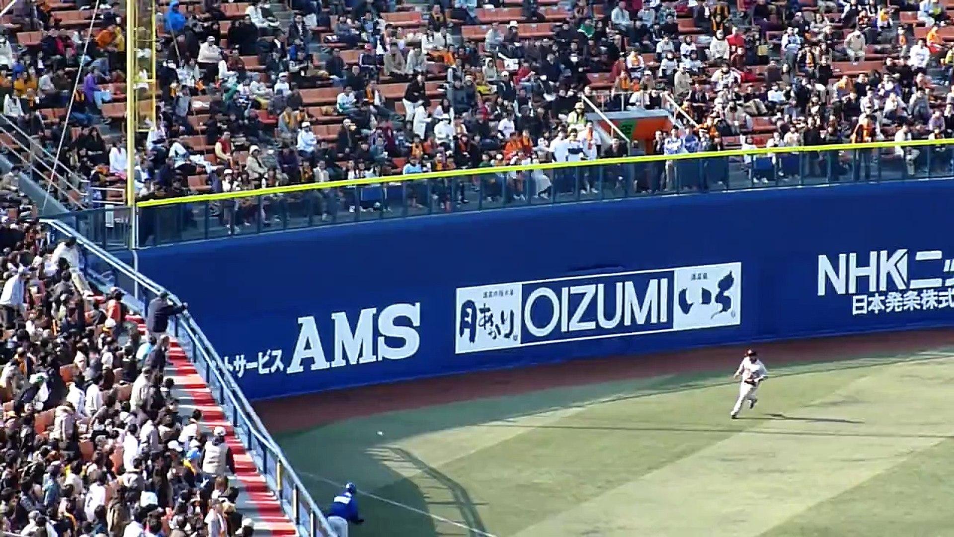 10.03.22 横浜vs読売28 村田修一 ハンターチャンス