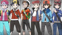 Pokémon RBY Trainer Battle Theme (Piano Sheet Music) - video