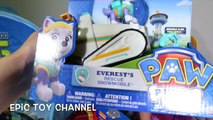 PAW PATROL PATROLLER New Paw Patrol RV Everest & New Paw Patrol Toys Paw Patrol Surprise Video