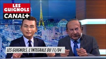 Les Guignols, l'intégrale du 11/04 - CANAL+