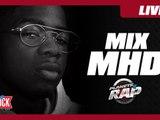 Mix MHD en live dans Planète Rap !