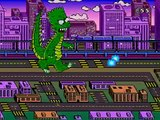 The Simpsons: Barts Nightmare Fullplay (SNES)