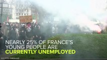 Violent Clashes Continue in France Over Anti-Labor Reforms