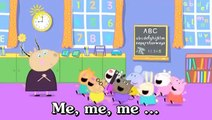 Learn english through news   Peppa pig w/ english subtitles   Episode 51: Work and play subtitled