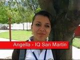 Red Interquorum -  Entrevista   Angella IQ San Martin