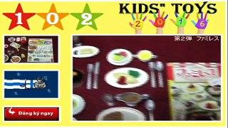 Kids Toys 102 Do choi tre em Do choi nau an tre em Do choi