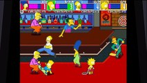The Simpsons Arcade Co op Xbox 360 4 players XBox Live