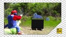 People Are Turning Nintendo Guns into Real Glocks (World Music 720p)