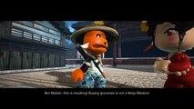 LittleBigPlanet 3 - NINJA CAT Reboot / 忍者キャット - LBP3 Animation