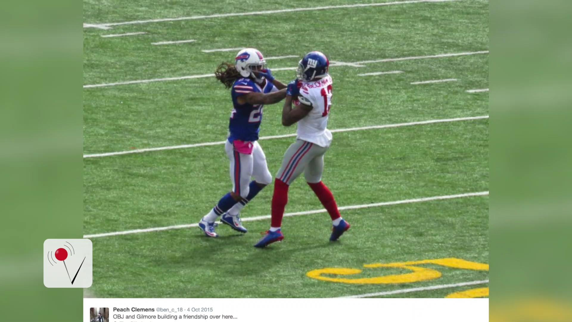 Odell Beckham Jr Starts Instagram War with Buffalo Bills Cornerback Stephon Gilmore