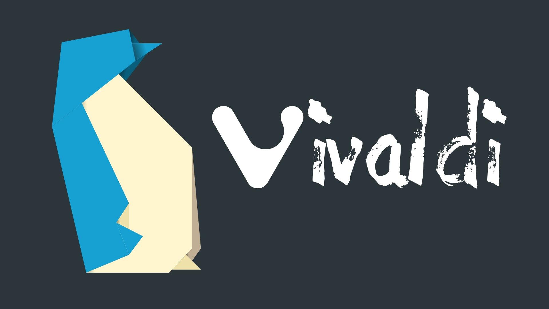 Browser Vivaldo no Linux ᛃ Instalação e Review