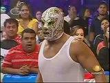 AAA-SinLimite 2009-04-10 Ciudad 06 Dr. Wagner Jr. & El Mesias vs. Joe Lider & Nicho el Millonario