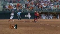 Texas Softball Highlights: vs Texas Tech - Game 3 [April 10, 2016]