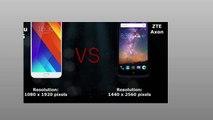 ☀ Best Review ☀ ZTE Axon Pro vs Meizu MX5 First Look