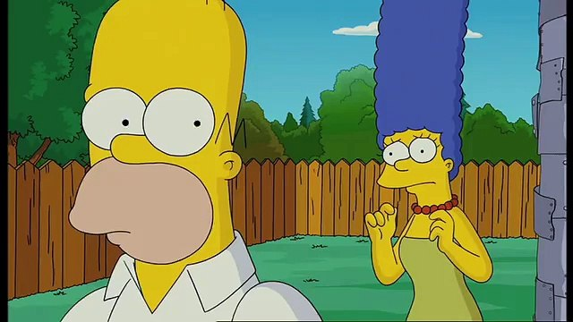 Mose Mai Monkey - The Simpsons Movie (Homers train of thought)