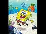 Spongebob Theme Normal Fast Slow Echo and Backwards