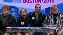 2016 World Figure Skating Championships - Pairs Free Skating - Group 3