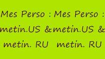 metin2 : Mes perso sur Metin2.US & metin2.RU