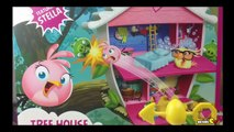 Angry Birds Stella Tree House - Angry Birds Stella and Friends