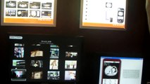 [CEATEC Japan 2009]  Android ™ for Home  - ISB Corporation booth-