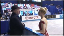 World Team Trophy 2015 Gracie Gold SP USA