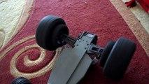 Traxxas Rustler VXL - Large tires - 2