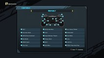 Battleborn - Dual Shock 4 Controller Button Schemes: Default, Legacy, Southpaw, Legacy Southpaw
