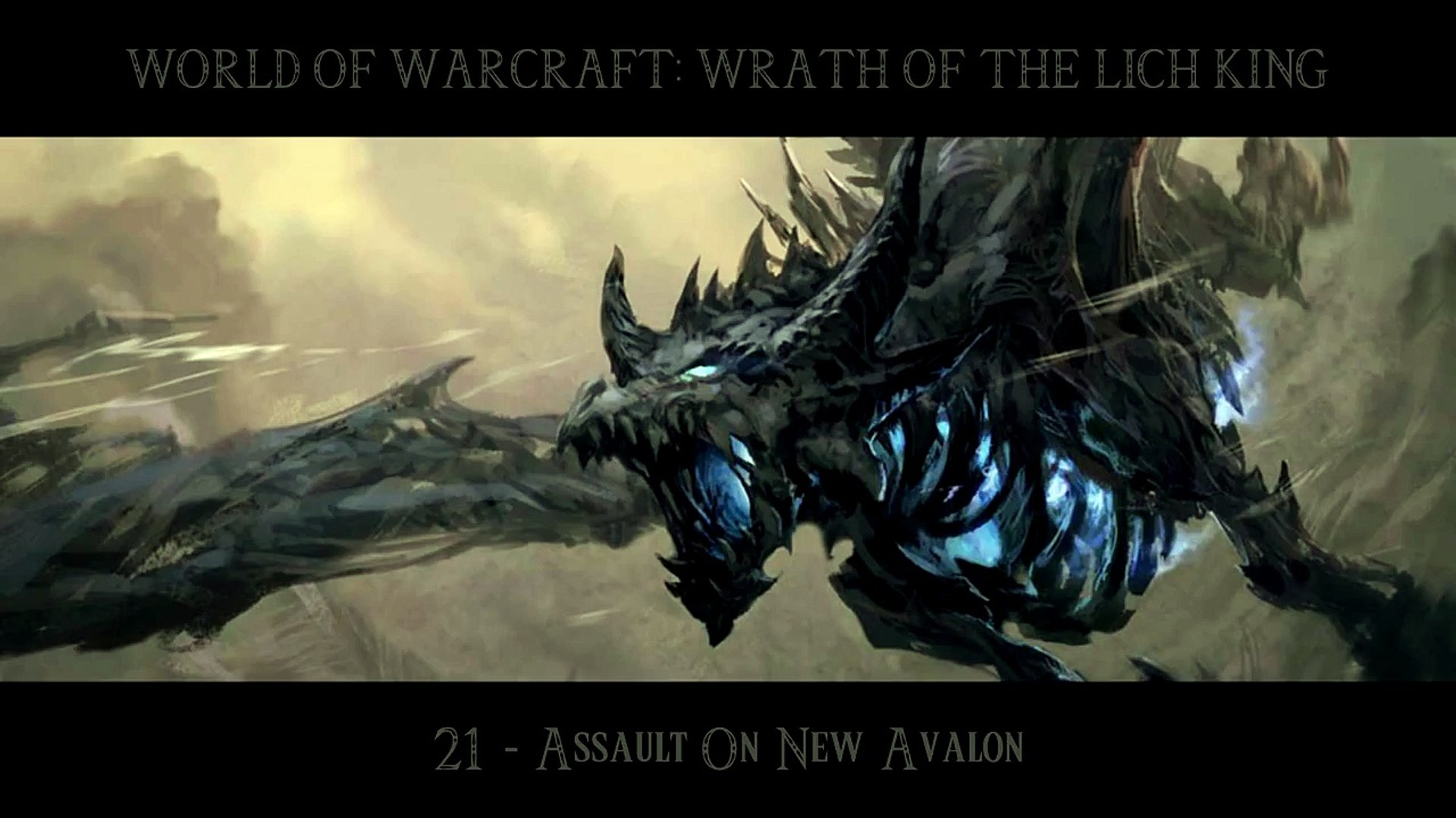 Wrath Of The Lich King Ost 21 Assault On New Avalon