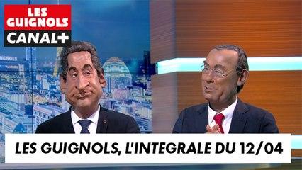 Les Guignols, l'intégrale du 12/04 - CANAL+